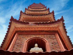 буддистский храм в Ханое