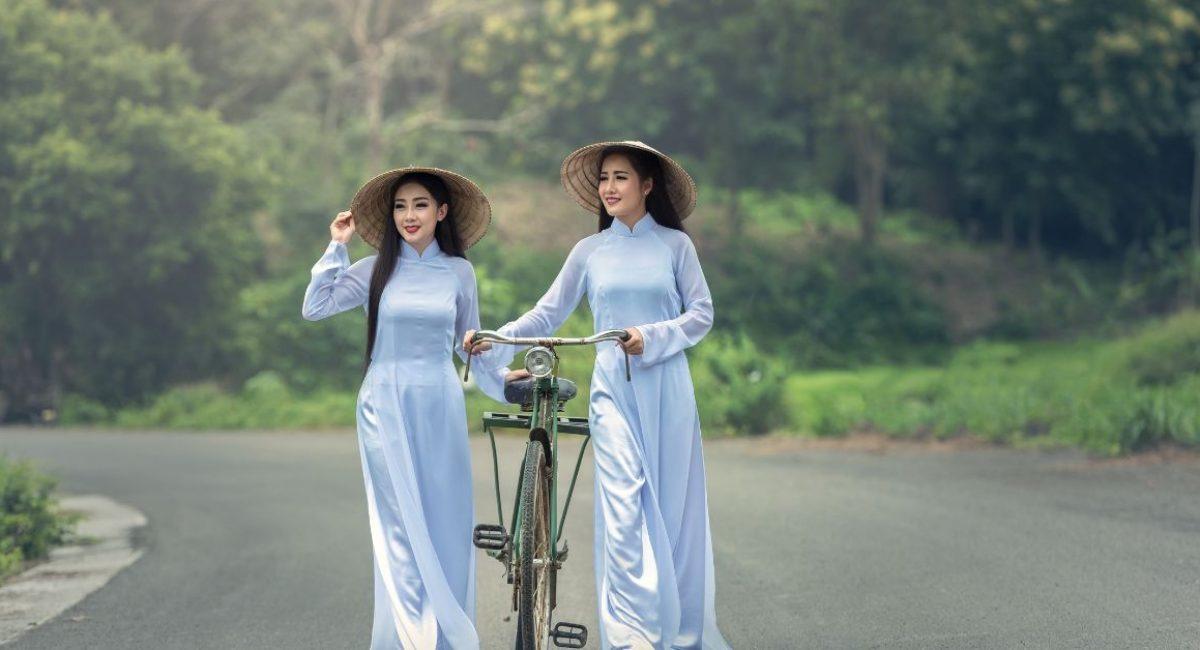 Вьетнамские девушки